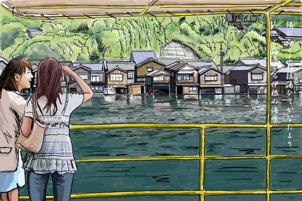 伊根の舟屋S.jpg